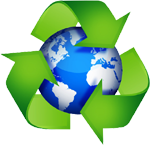 We proudly utilize green technoliogy because we care.